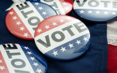 Vote buttons election affecting home sellers and buyers