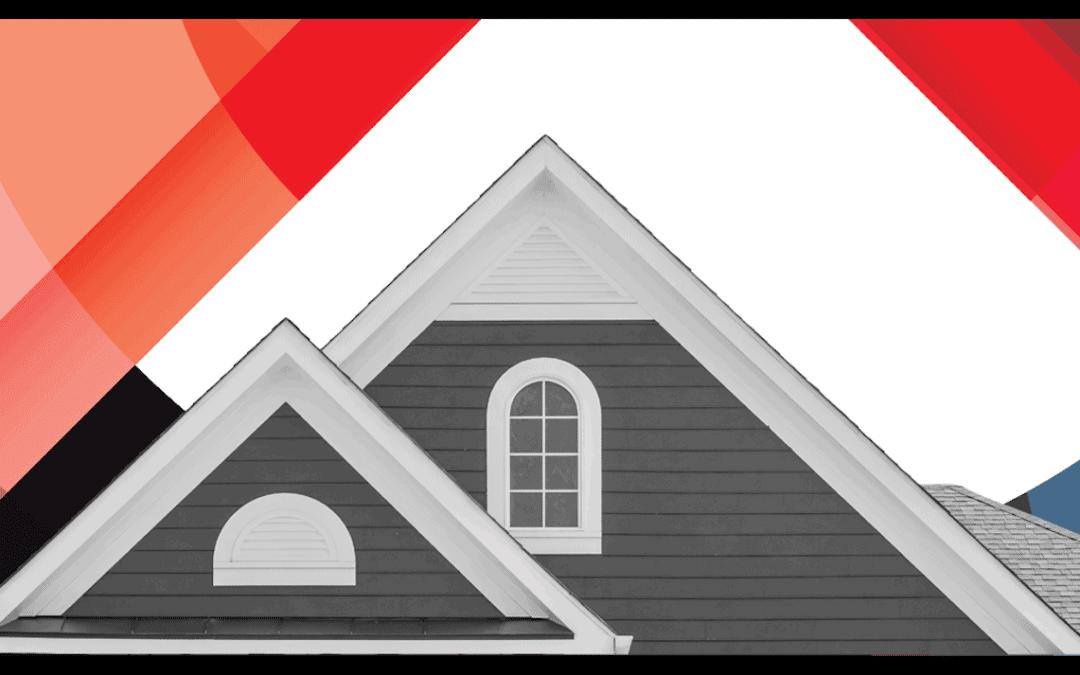 House showing roof peaks