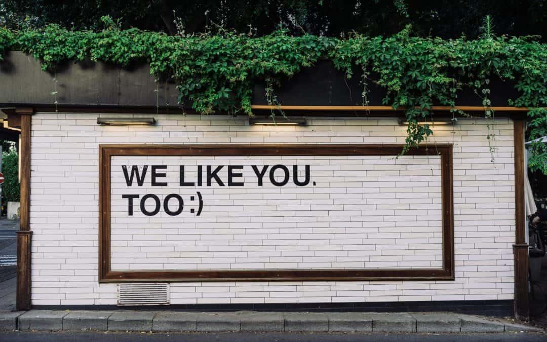 We Like You Too Billboard