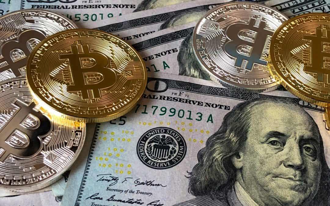 Dollars and Bitcoin