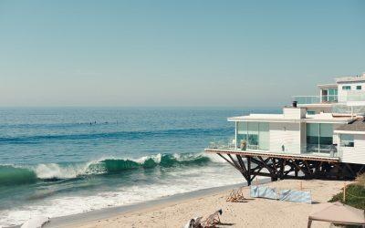 Beach Home Ocean
