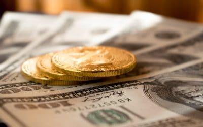Dollars Money Bitcoin