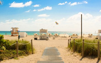 Florida Beach Sand