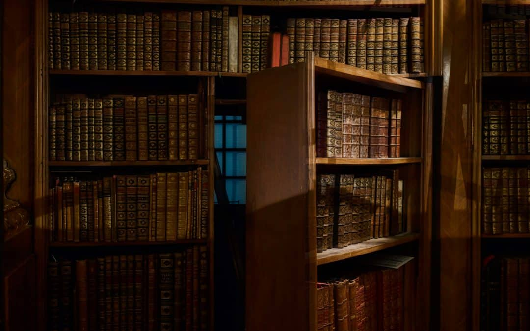 Secret Room Bookcase