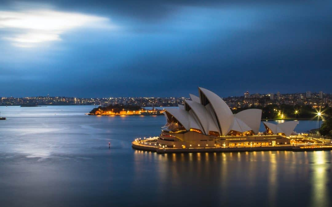Australia Opera Sydney
