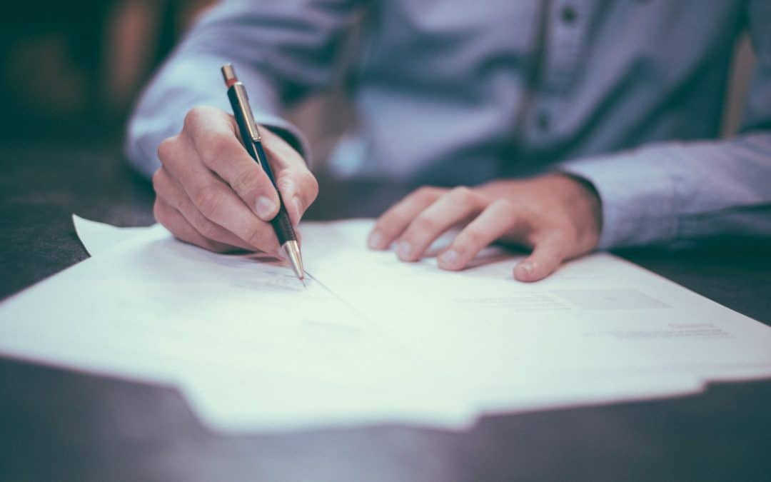 Contract Lease Signing