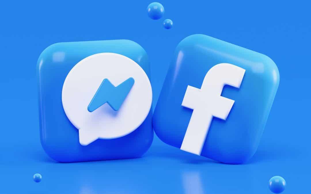 Facebook Logo Messenger Logo