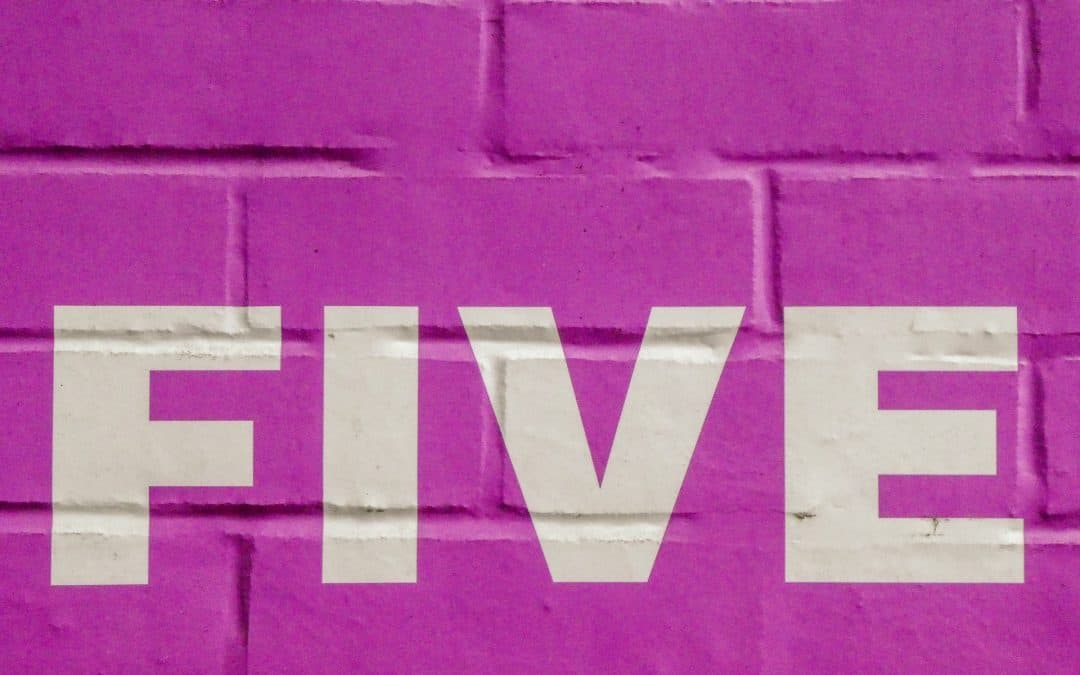 Five 5 Wall Paint