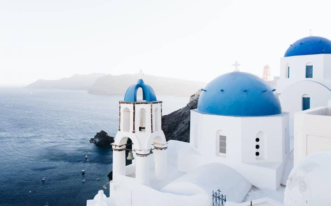 Greece Greek Home Ocean