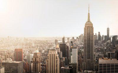 Manhattan Skyline Empire State Building