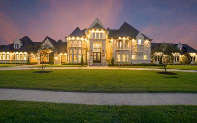 Mansion Luxury Night