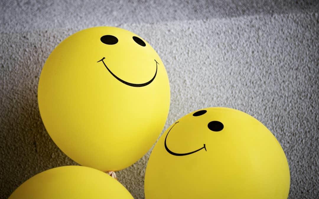 Smiley Face Smile Balloon