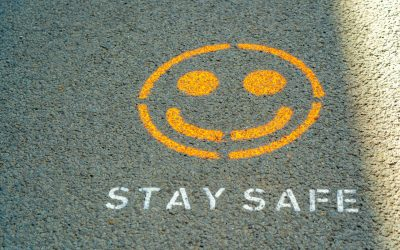 Stay Safe Smile Smiley Face