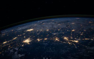 World at Night Lights