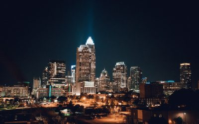 Charlotte NC Night