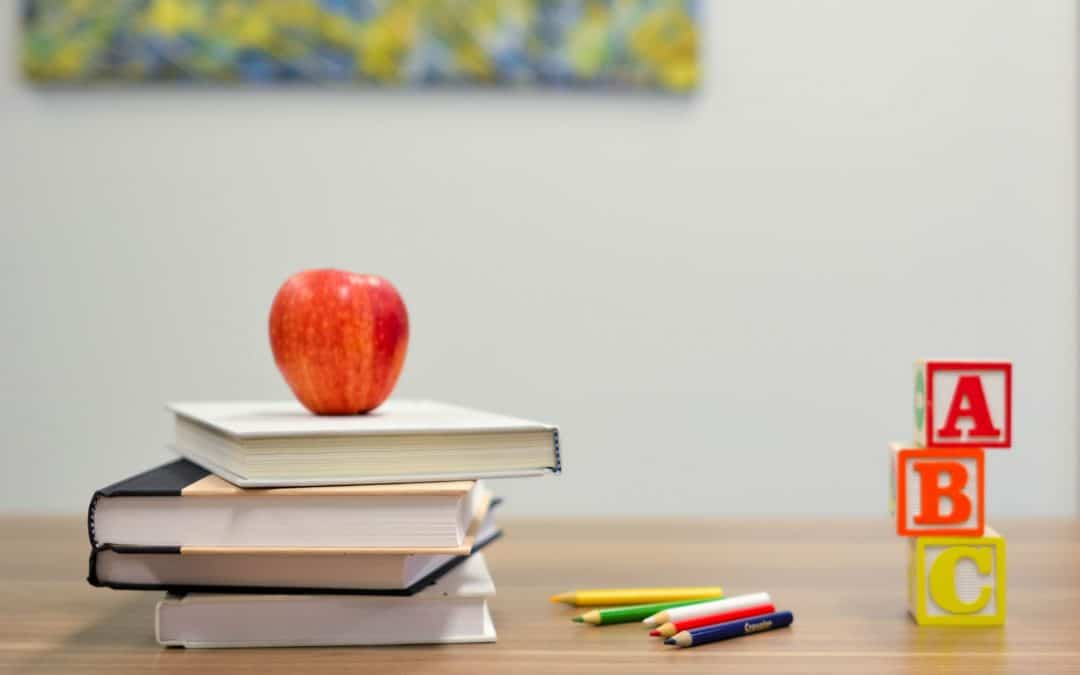 Education ABC Apple School