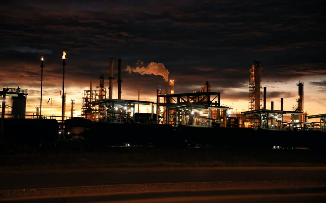 Industry Smoke Night