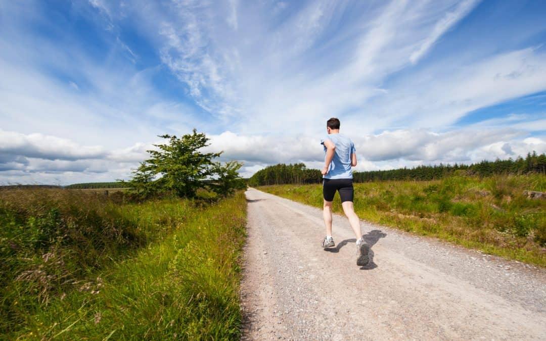 Jogger Running Exercise
