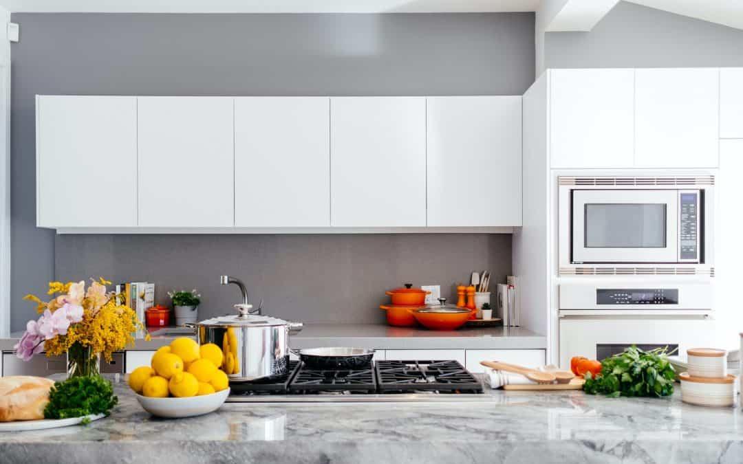 Kitchen Lemons Granite