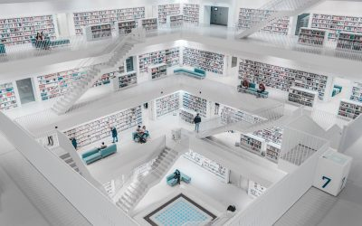 Library Research Papers Books