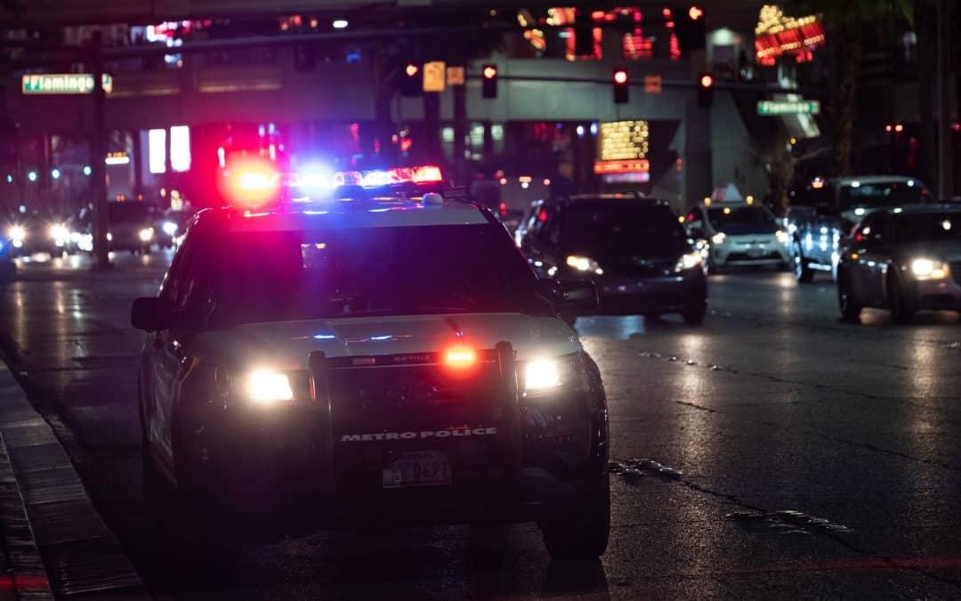 Police Lights Car Siren