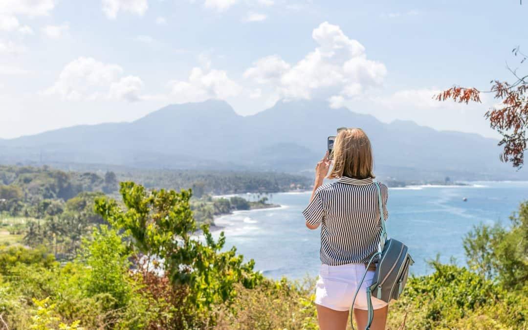 Tourist Hawaii Island Ocean Photo Photograph