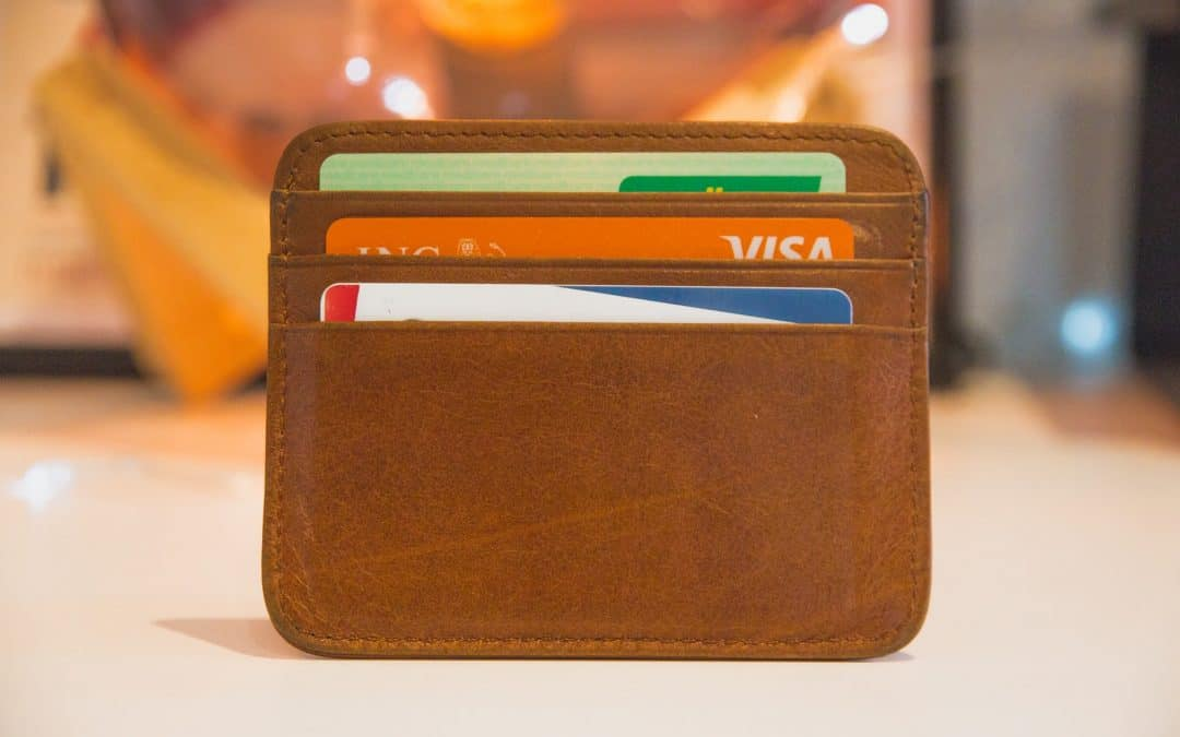 Credit Cards Wallet Leather