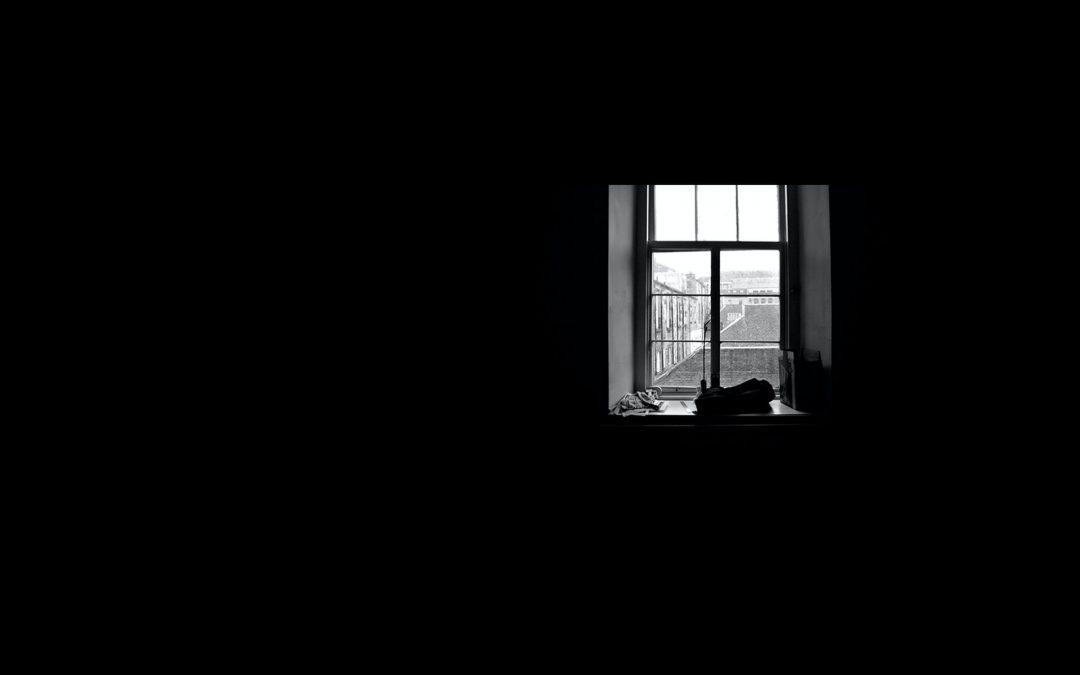 Dark WIndow Night