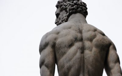 Statue Muscles